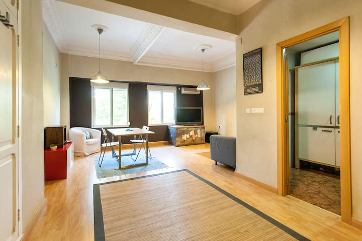 ★Relaxed Centric Cute ★Neat Cozy & Trendy District - València - Apartment
