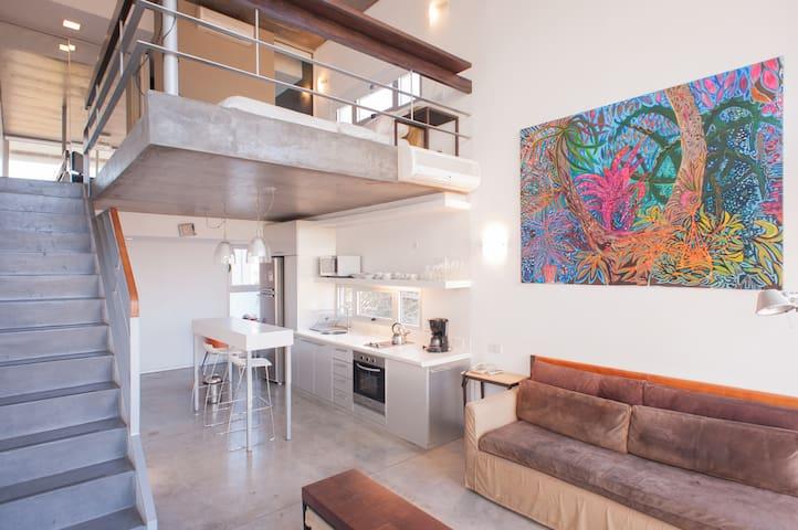 Departamento con pileta en Palermo Hollywood - Buenos Aires - Wohnung