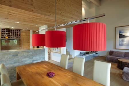 Celerina, Designer Appartment - Celerina/Schlarigna - Apartamento