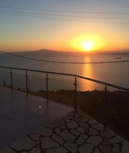 Theoni 's view - Kato Verga