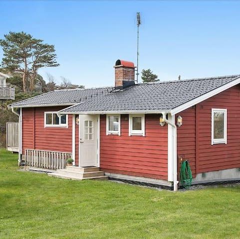 Sommarstuga Hällevikstrand - Orust V - 小木屋