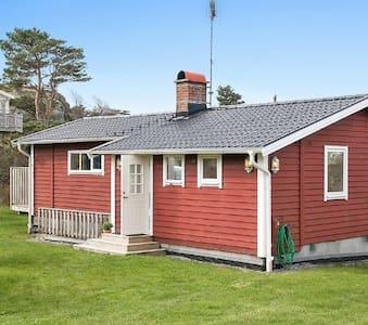 Sommarstuga Hällevikstrand - Orust V - Blockhütte