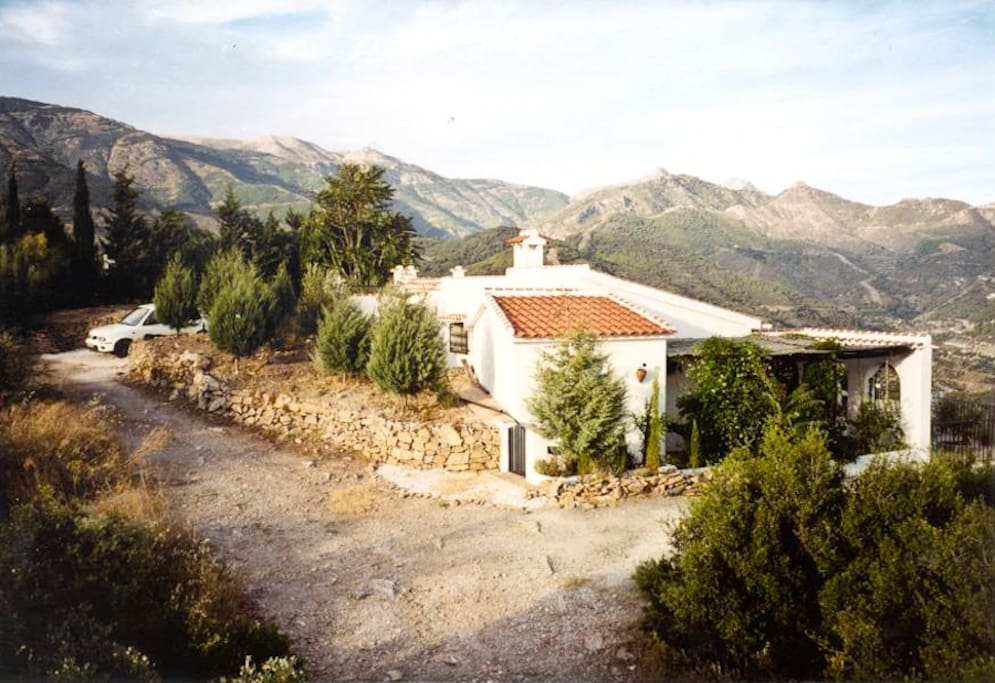 The Finca on your own mountain top.