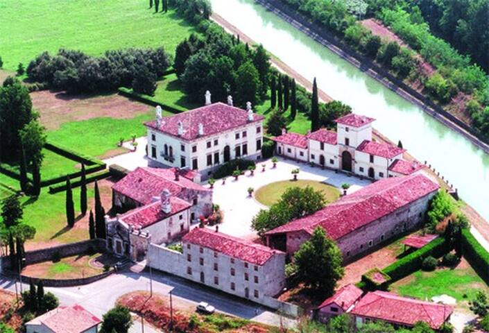 B&B in an annex the Venetian villa - Verona - Bed & Breakfast