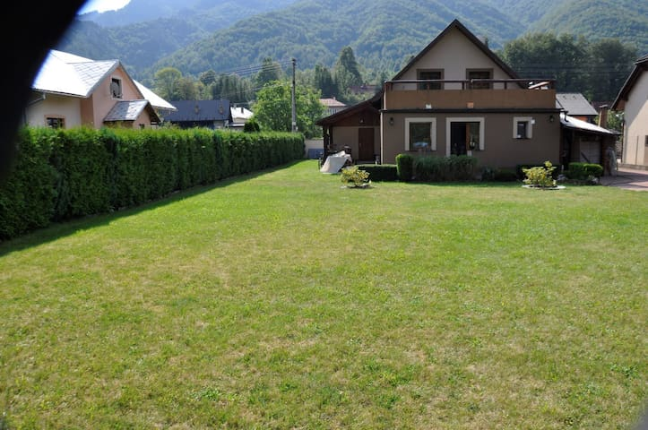 Luxusný víkendový dom v Terchovej - Terchová