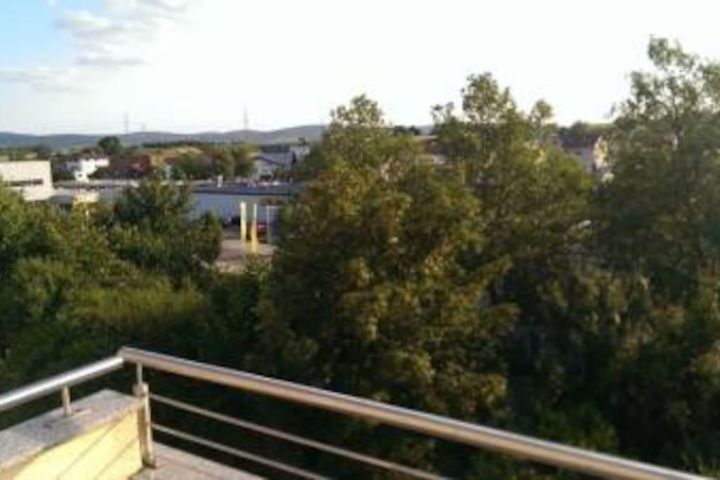 Blick über Remstal