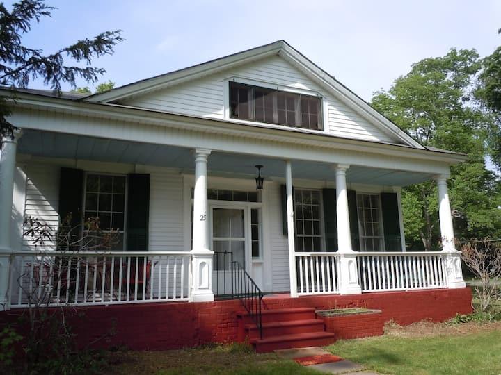 The Maple Street House