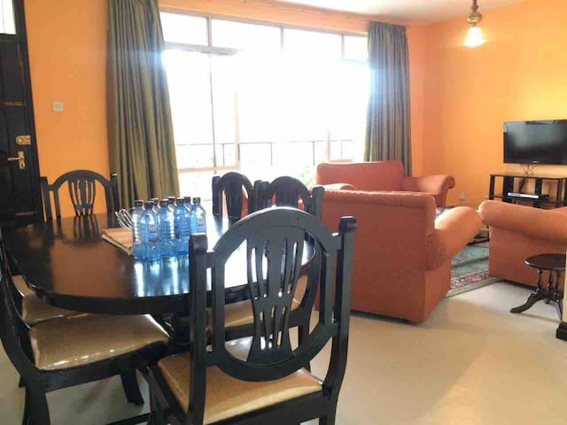 I  Samra 3 bedroom Apt fully furnished & serviced