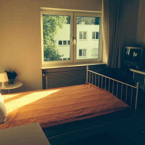 Central location, 8min to the fair - Frankfurt nad Menem - Dom
