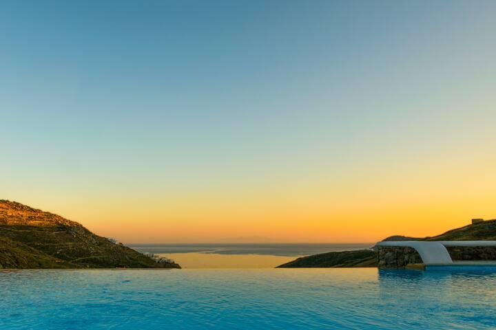 Awesome villa in Mykonos!