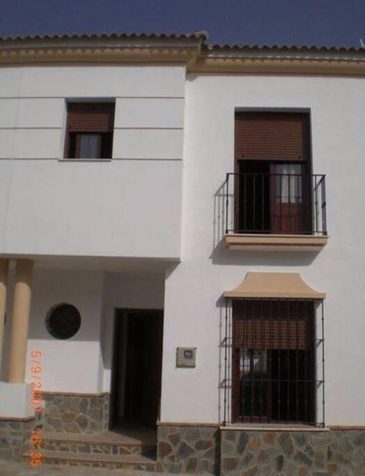 Casa en la sierra de c diz casas en alquiler en algar - Casa en la sierra de madrid ...