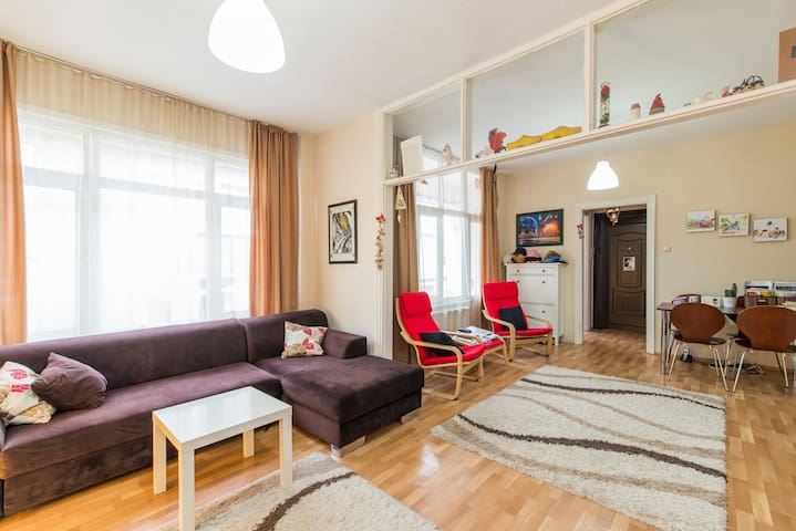 Flat in Kuzguncuk :)