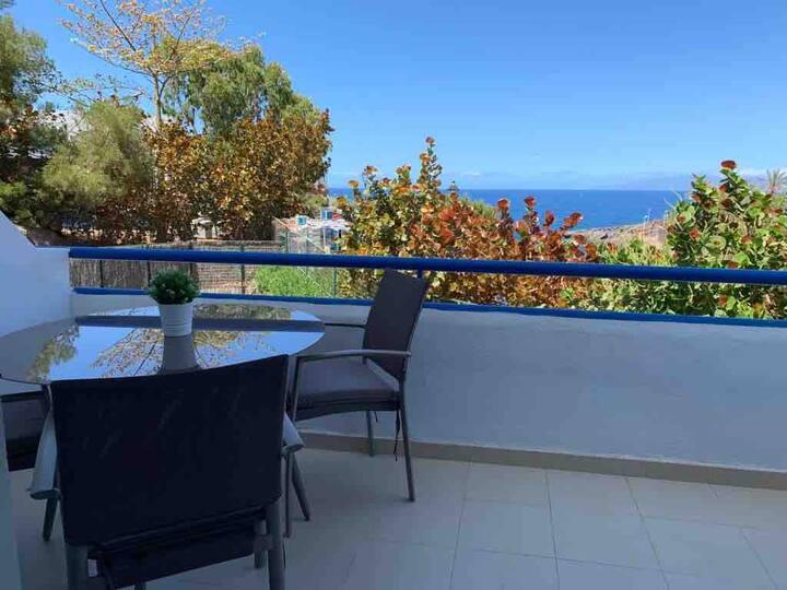 TOP WIFI /1st line sea view/ Playa Paraiso Mirador