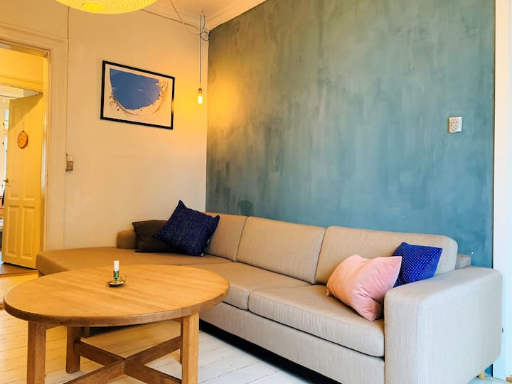 Familyapartment - 4 People - Familyapartment -4 People-christianshavn (1433-1)