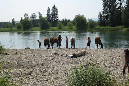 Rustic River camping Mara BC - Mara - Otros