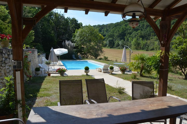 Galindou - peaceful country living - Valeilles - Rumah
