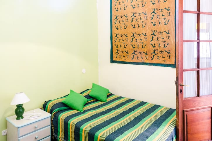 Double Room Green in beautiful flat - Buenos Aires - Appartement