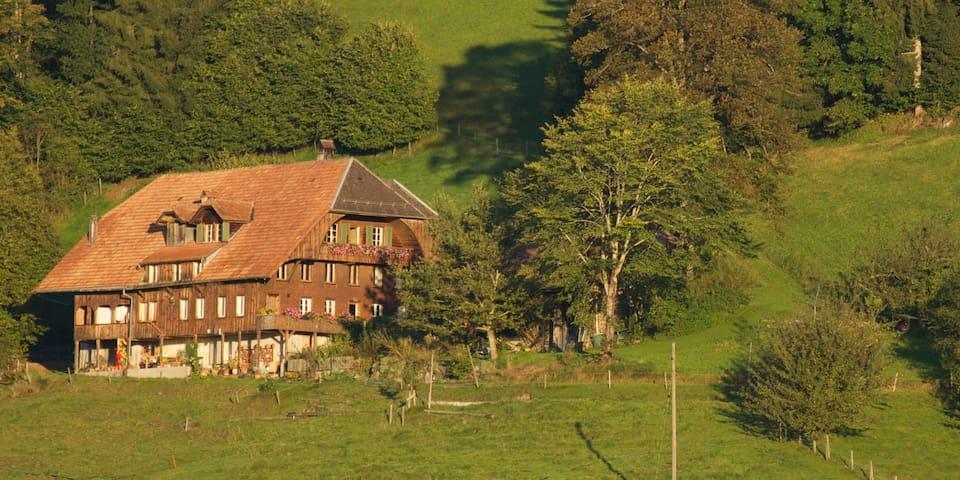 Ferienhaus/Groups Neuhaus Emmenmatt - Emmenmatt