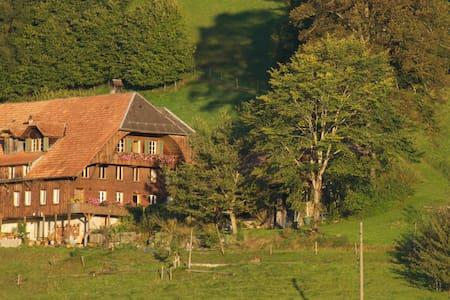Ferienhaus/Groups Neuhaus Emmenmatt - Emmenmatt - House