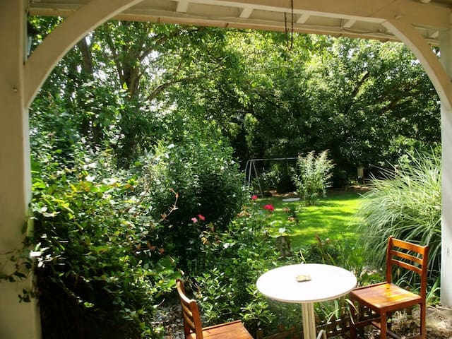 Studio for rent near Saint-Emilion - Sainte-Terre - Huis