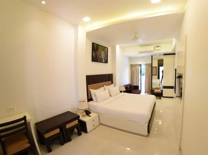 Boutique Deluxe Room 100 Mtrs from Baga Beach