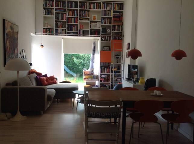 Hyggeligt børnevenligt hus og have - Aarhus - House