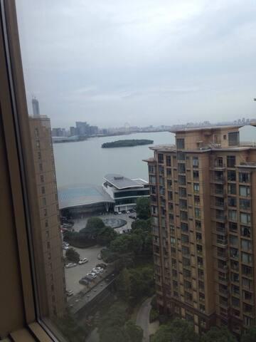 Great location . Lake view - Suzhou - Apartment