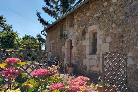 V. peaceful charming 15c cottage 3* tourist rating - Sermaise - Hus