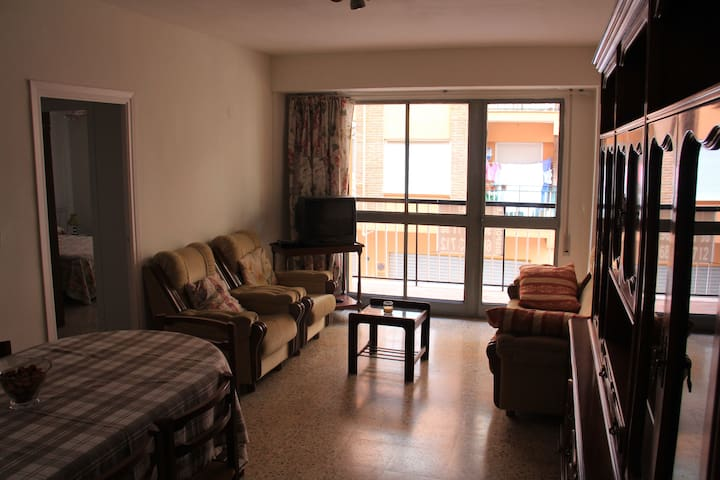 75m2 apartment with large sitting room - València - Apartment