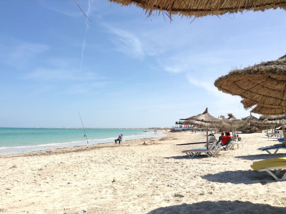 Strand Sidi Mehrez/le Paillot