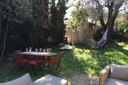 Les Olivettes Villa @villagecentre - La Roquette-sur-Siagne - House