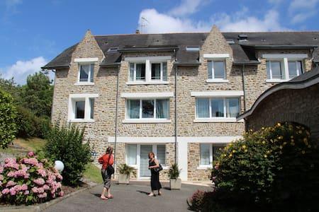 studio bord de mer bretagne sud - Moëlan-sur-Mer - Apartment