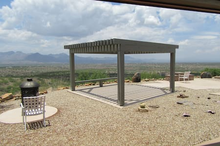 Mountain Top Casita with privacy...