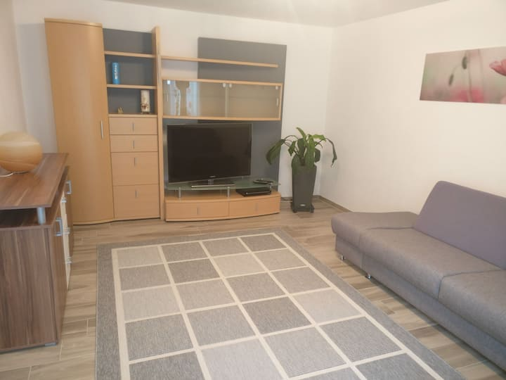 Apartment in Kempten Allgäu in ruhiger Lage