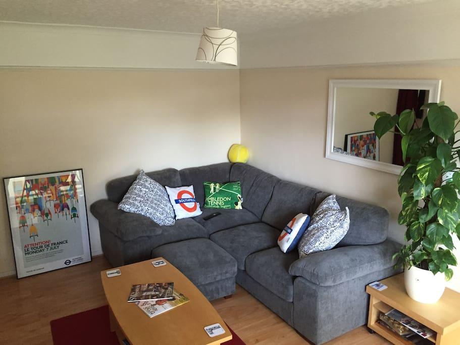 Sofa as a sofa