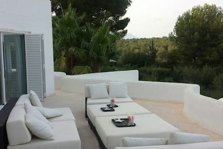 magnificent villa with pool - Sol de Mallorca