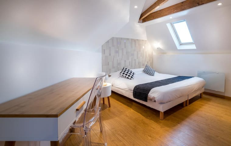 Confy room for 2 or 3 persons in Paris