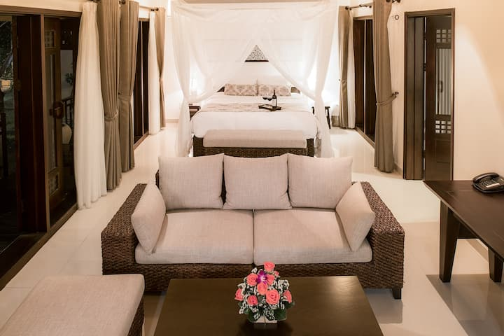 Villa Suite King Bed 4* Onsen & Foot Massage Free