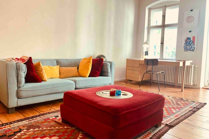 Charming appartment for 2 in cool neighbourhood