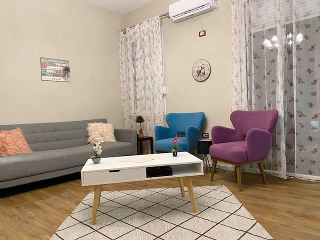 Modern apartment in New Baazar