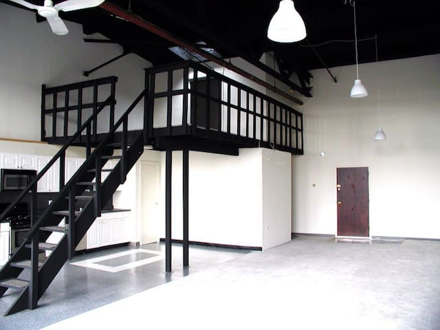 Private loft space .. for intimate gatherings !!