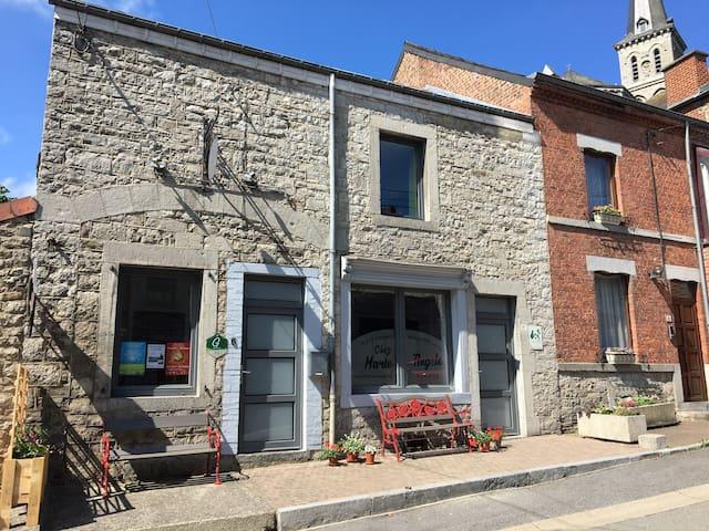 Vakantiehuis Chez Marie-Angèle Treignes