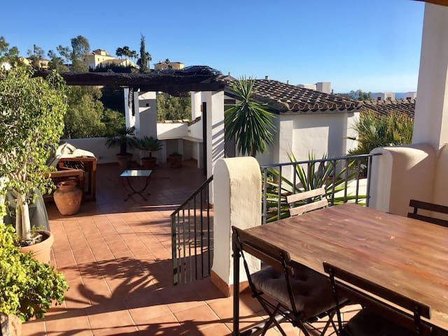 Beautiful apartment Marbella mountainside - San Pedro de Alcántara