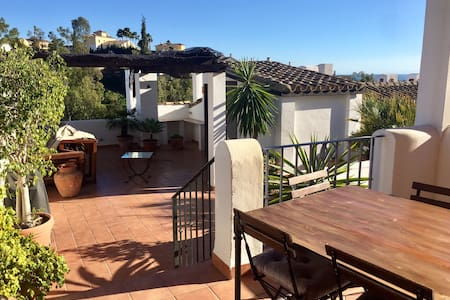 Beautiful apartment Marbella mountainside - San Pedro de Alcántara - 公寓