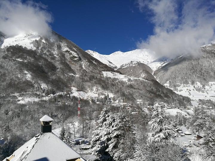 joli appartement au coeur  du P.N des Pyrénées