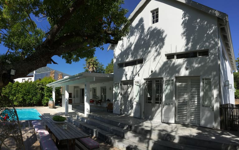 Beautifull farmstyle home - Swellendam - Casa
