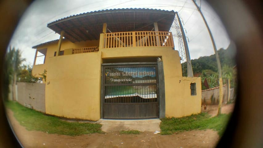 Casa Praia da Lagoinha Ubatuba 900 metros da praia