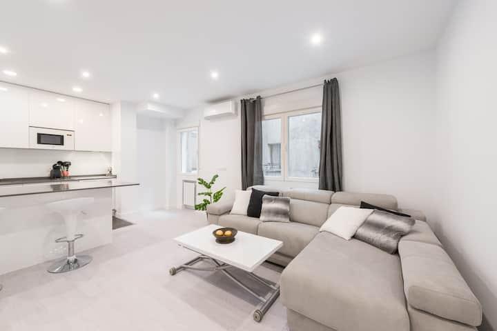 Luxury Apartament Plaza Castilla