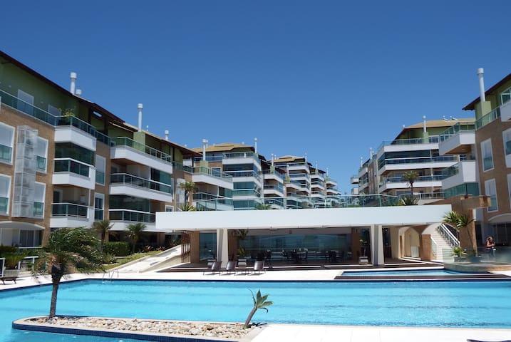 Aptos em Resort Águas do Santinho - Florianópolis - Lejlighed