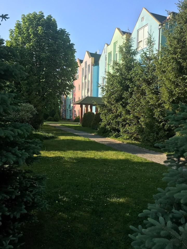 Квартира возле моря в городе Светлогорск